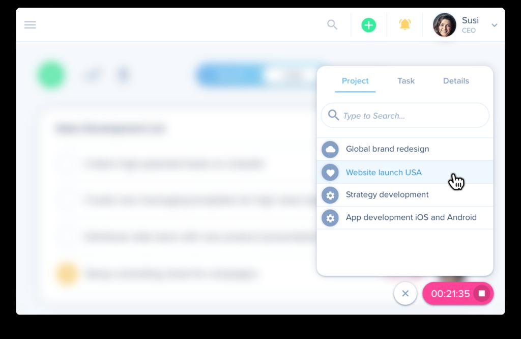 Zeiterfassung per App - So funktioniert awork