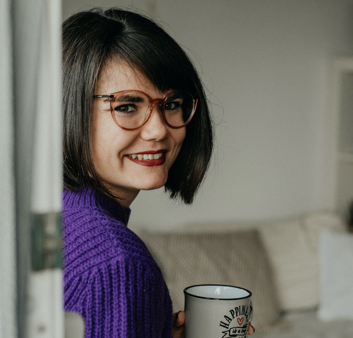 Nicole Krenz, Inhaberin Digitales Coworking. Foto: Jennifer Thomas Fotografie